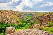 Чудеса природы Херсонская Сахара+ Актовский каньон